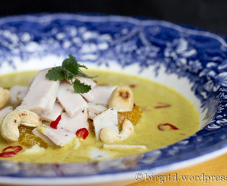 N° 18 ♥ Mulligatawny Soup – spicy & sweet