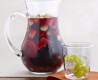 Frozen-Grape Sangria
