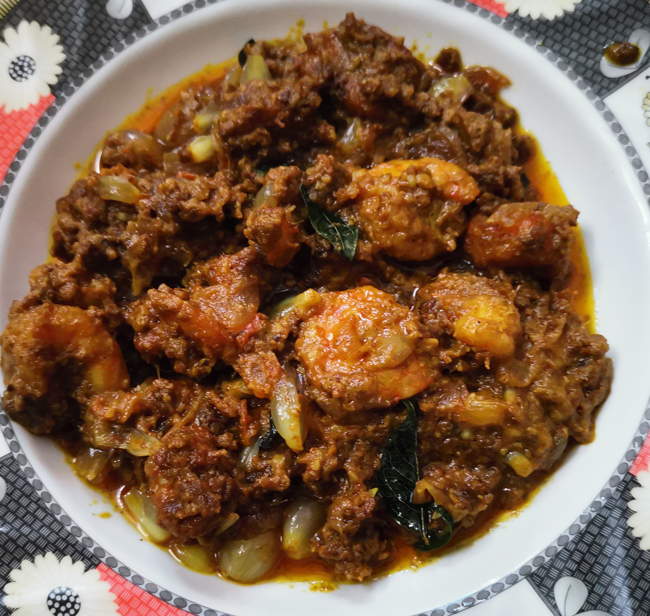 Serve Delicious : PRAWN CURRY