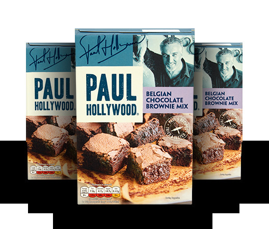 Paul Hollywood - Luxurious Belgian Chocolate Brownie Mix