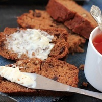Date and Nut Quick Bread Recipe