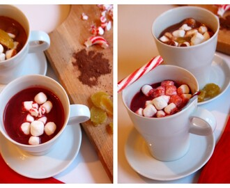 Mentol/Đumbir Vruća Čokolada//Peppermint/Ginger Hot Chocolate