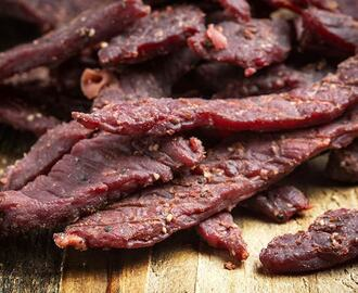 Make Jerky in an Electric Smoker