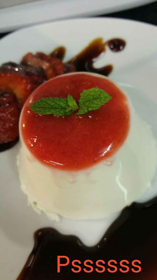 PANNA COTTA EN THERMOMIX ®