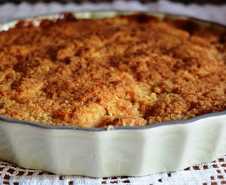 Crumble de Manzana - video receta