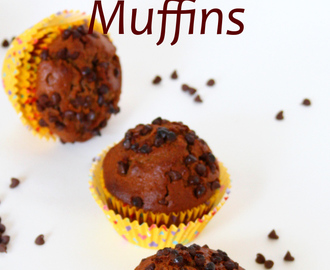 Easy Chocolate Muffins, Baking With Kids And A New Venture