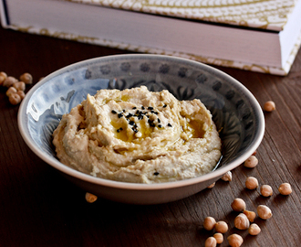 "Hummus nach Ottolenghi // In love with ""Jerusalem"""