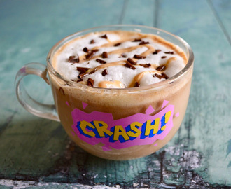 Gluten and Dairy Free Peanut Butter Cup Latte