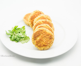 Tofu Mustard Patties