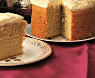 Kesar milk masala and coffee cake