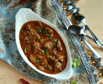 Chettinadu Mutton Curry