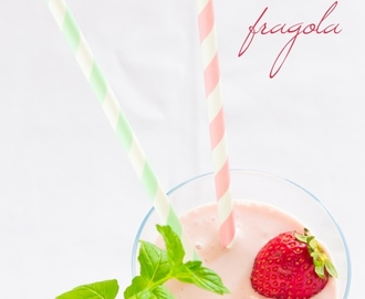 Smoothie alla fragola
