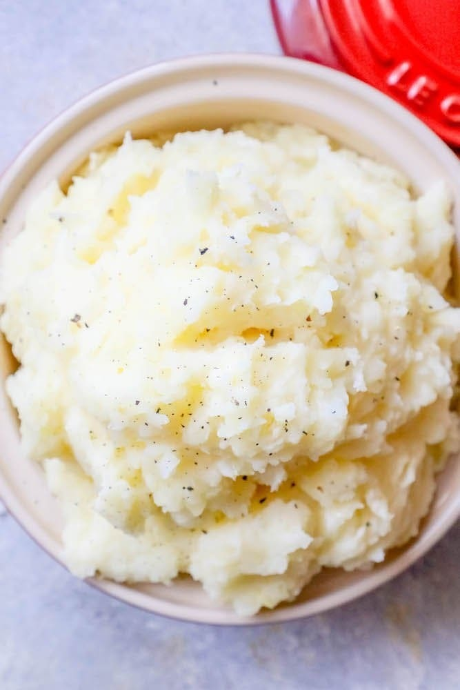 Perfect Creamy Mashed Potatoes Recipe