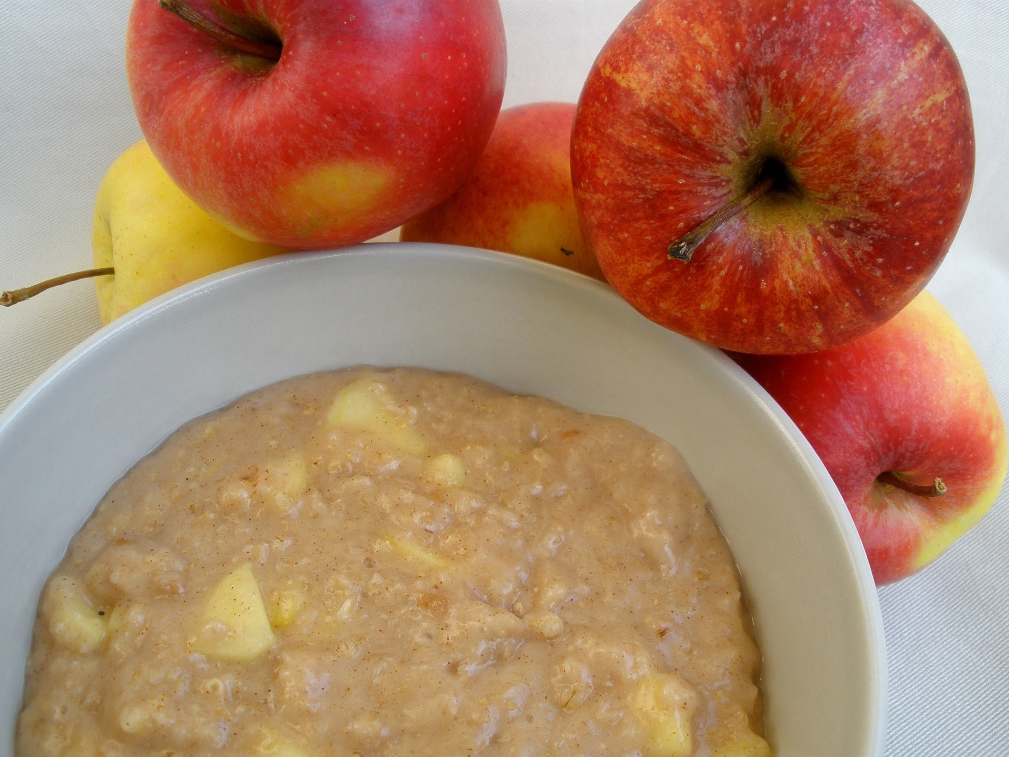 Winter Oatmeal