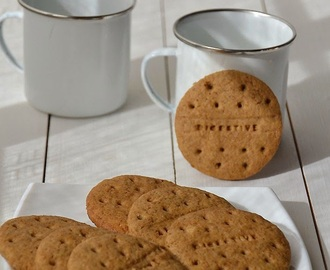 Galletas Digestive (KitchenAid)