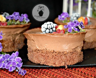 Deliciosa Mousse de Chocolate