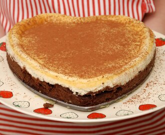 Black Russian Cheesecake