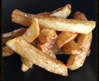 Chips, French fries o patatine fritte. Chiamatele come volete.