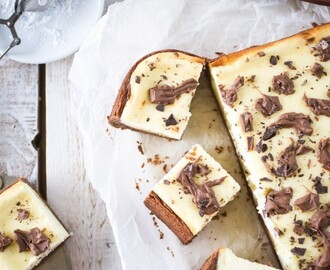 Chocolate Cookie Dough Cheesecake [Gastbeitrag]