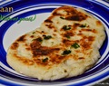 Naan | Tawa Naan Recipe (Without Yeast)