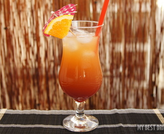 Sex on the Beach – recipe for a cocktail with vodka
