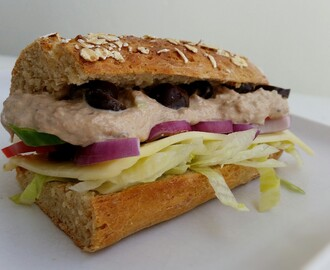 Honey oat bread- Subway sandwish