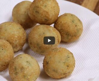 Risotto Rice Balls Recipe Video