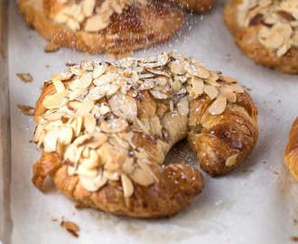 Simply The Best Almond Croissant Recipe