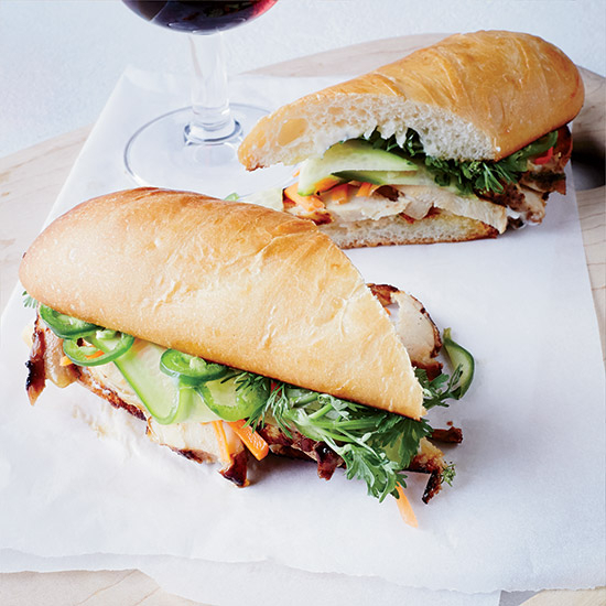 9 Banh Mi Recipes for Desk Lunch Domination