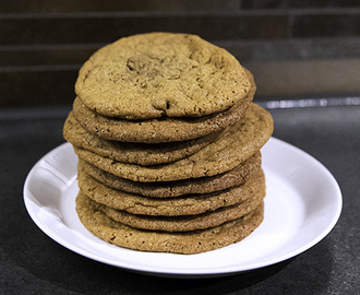 Chocolate chip cookies – aka amerikanska cookies