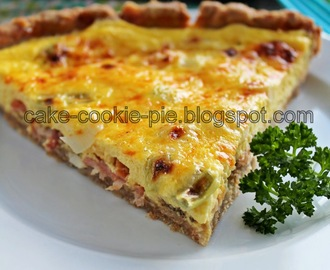 Proljetni quiche