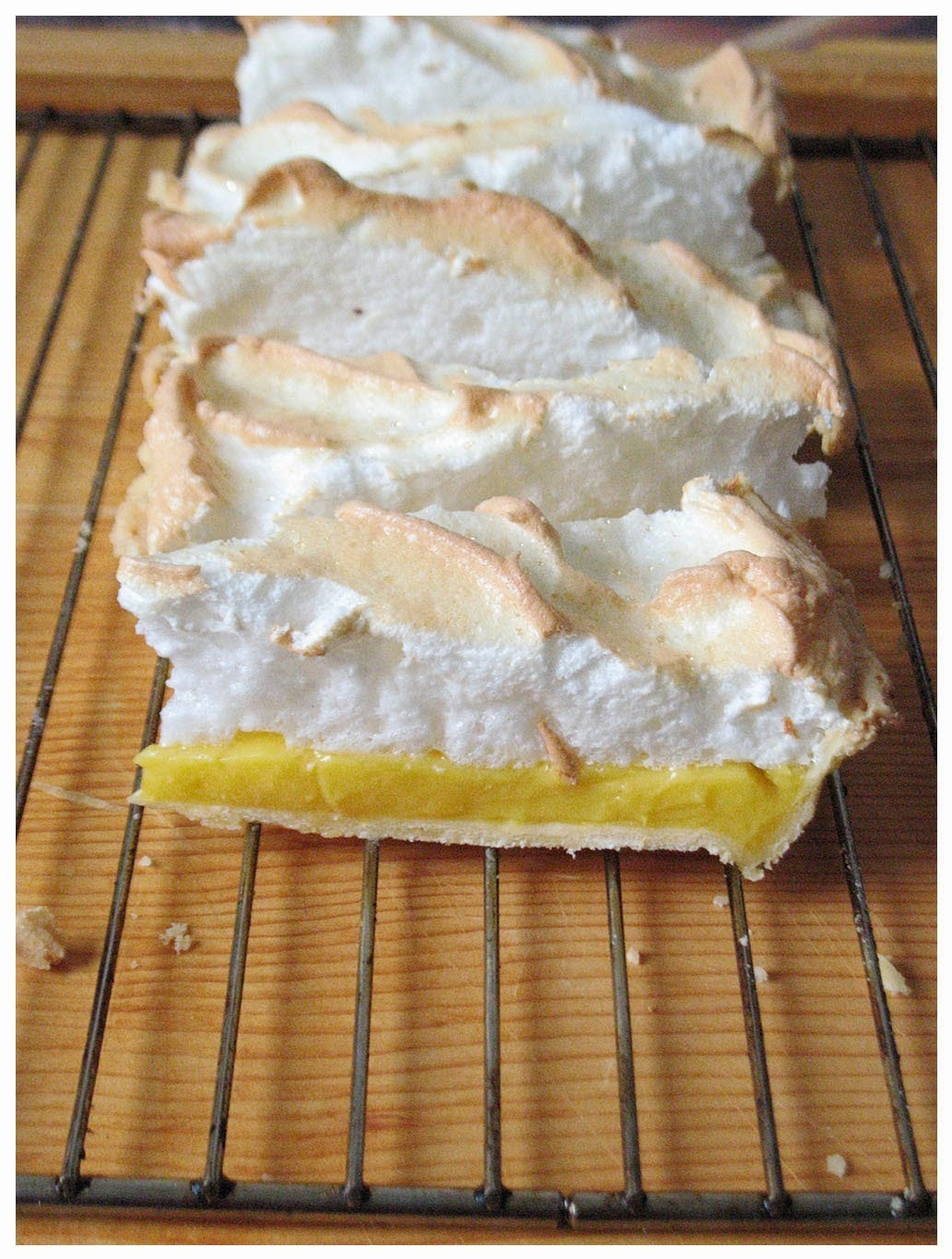 Lemon Meringue Pie + mojih 5 omiljenih slastica