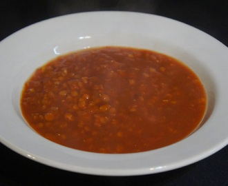 Rote Linsen Suppe (2P)