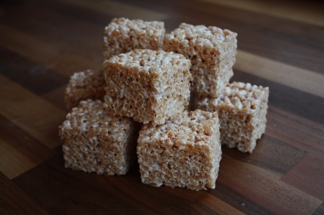 The Original Rice Crispy Treats
