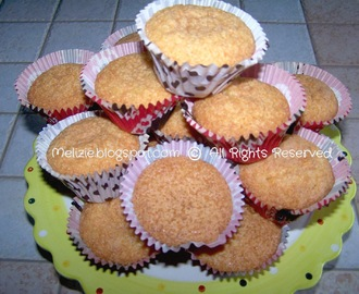 Muffin alle Carote Simil Camille