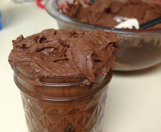 Paleo Mint Chocolate Frosting