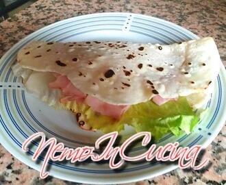 Piadina senza Glutine Mix It!