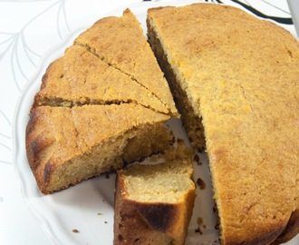 Torta integrale con yogurt greco e miele / Wholewheat greek yogurt and honey cake recipe