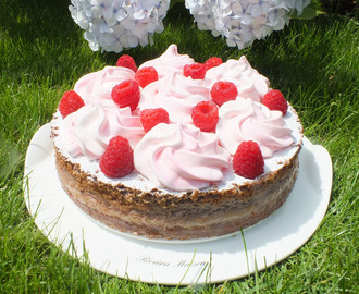 Meringue-cheesecake met Stapleton Yoghurt
