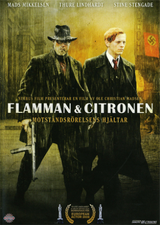 Flamman & citronen - dvd