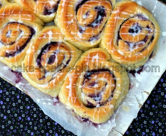 Daring Bakers June 2014 - Cinnamon rolls challenge