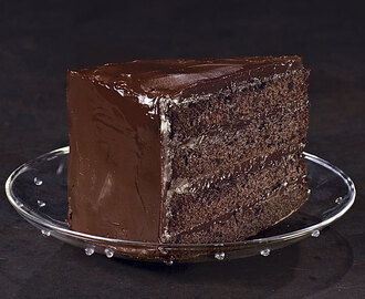 Devil's food cake - Recept