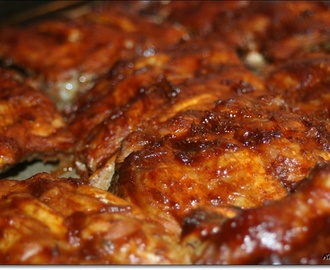 Claudias Spare Ribs - Slow cooking -