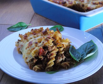 Syn Free Bolognese Pasta Bake | Slimming World