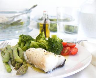 Recetas de bacalao congelado microondas mytaste - Cocinar bacalao congelado ...