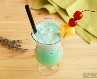 Blue Hawaii – tropikalny drink