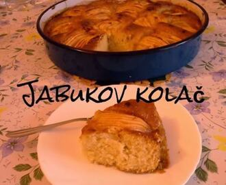 Video recept: Jabukov brzi kolač