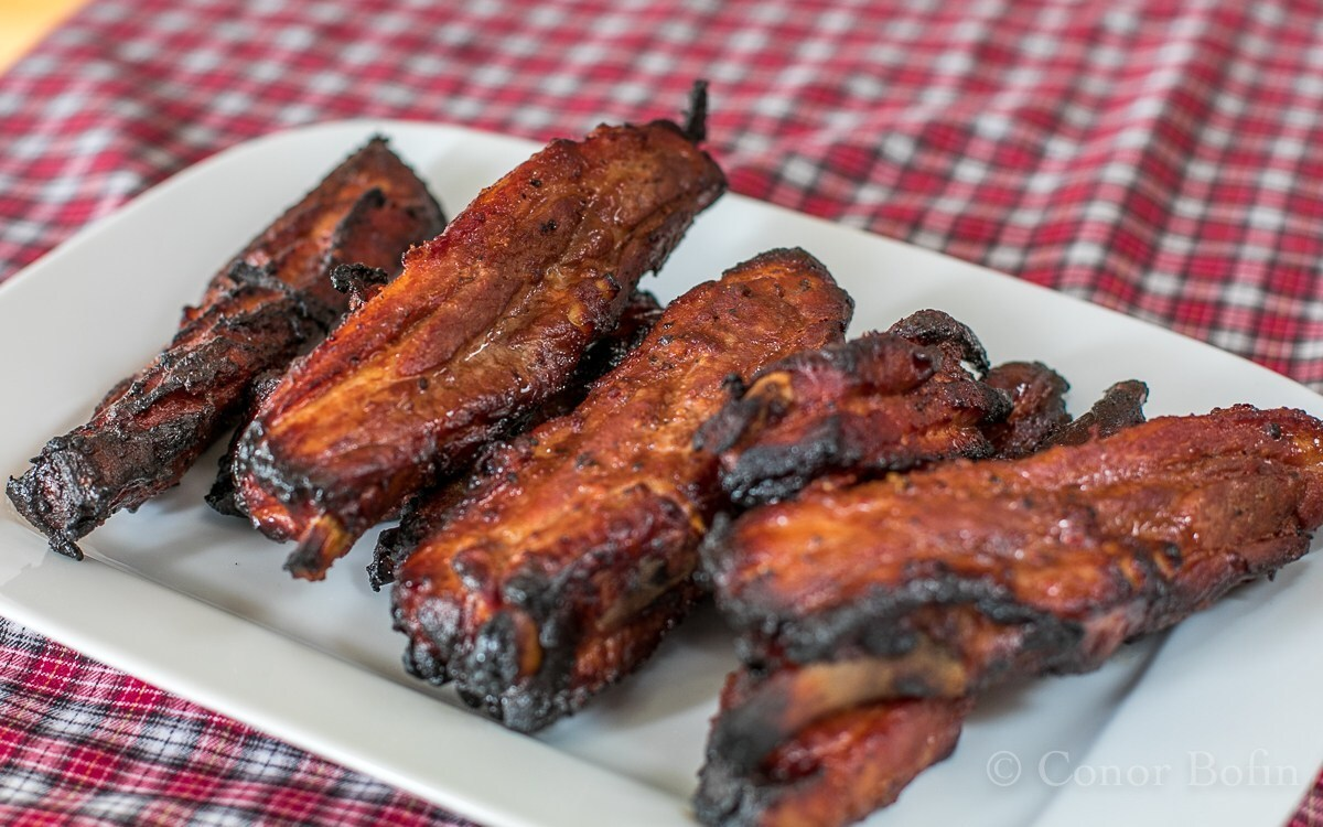 Oriental Pork Ribs – Globalisation Is Good!
