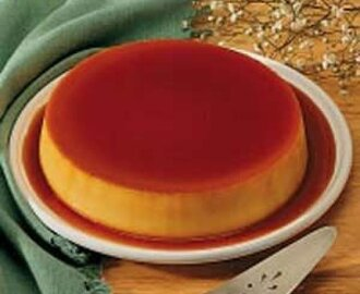 Flan de queso thermomix