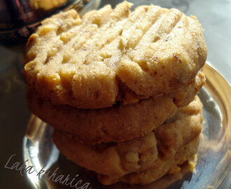 Medeni  keksići :: Honey cookies